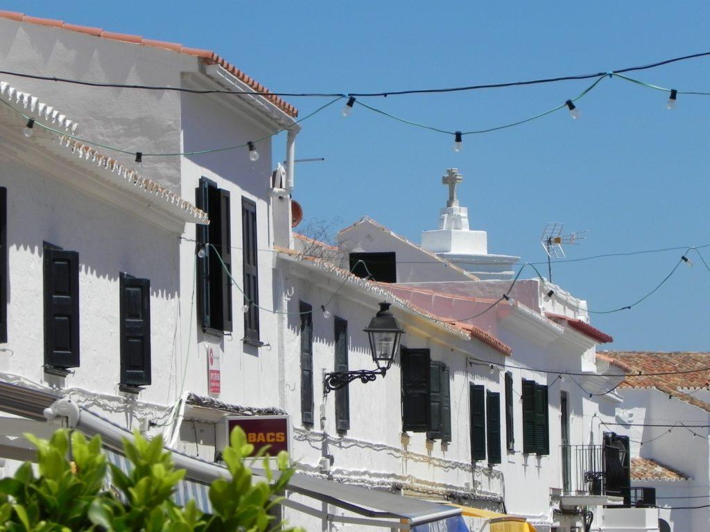 Fornells uno dei villaggi più caratteristici di Minorca