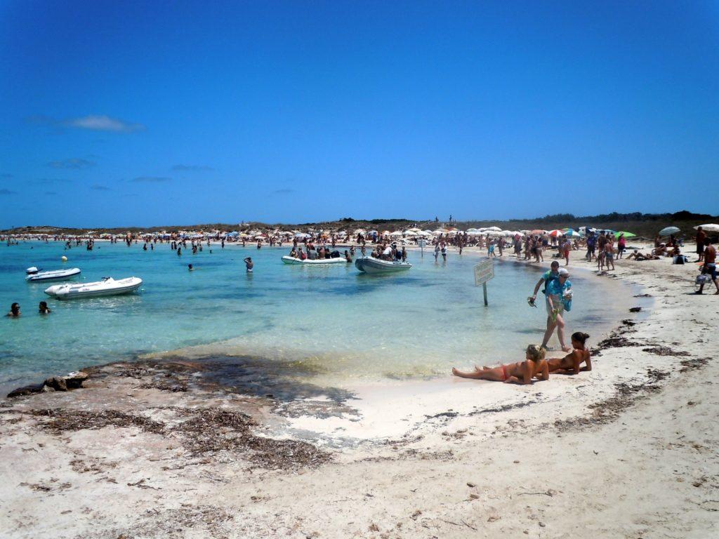Turismo alle isole Baleari Spagna