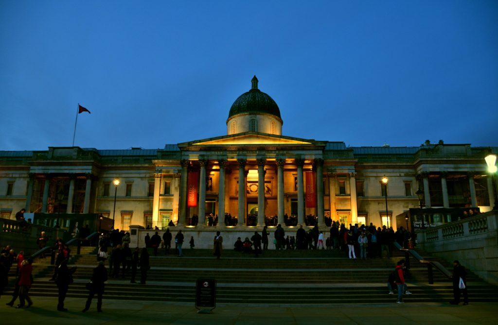 Uno dei musei più grandi del mondo con milioni di reperti e oggetti storici.
