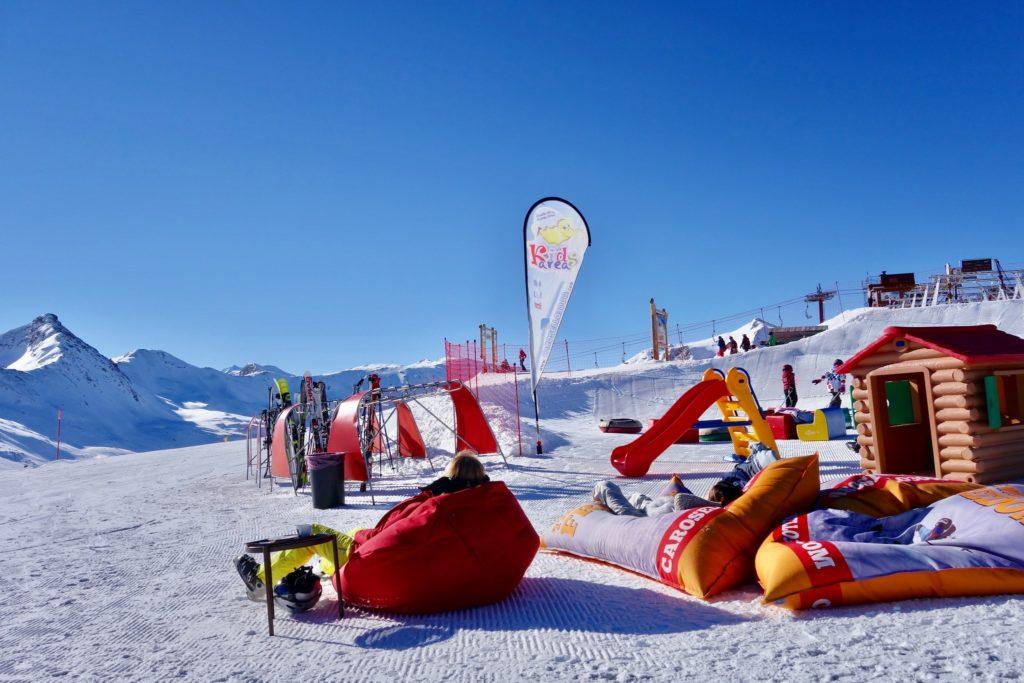 Sciare a Livgno - Foto Carosello 3000