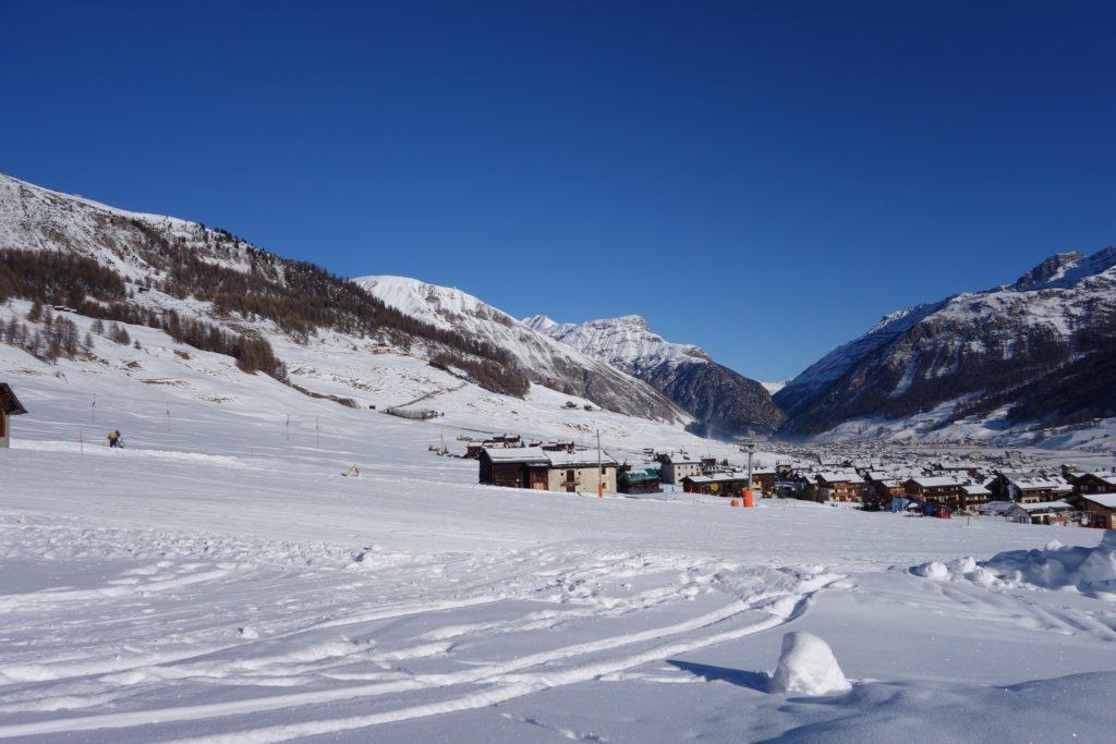 Foto di Livigno in provincia di Sondrio